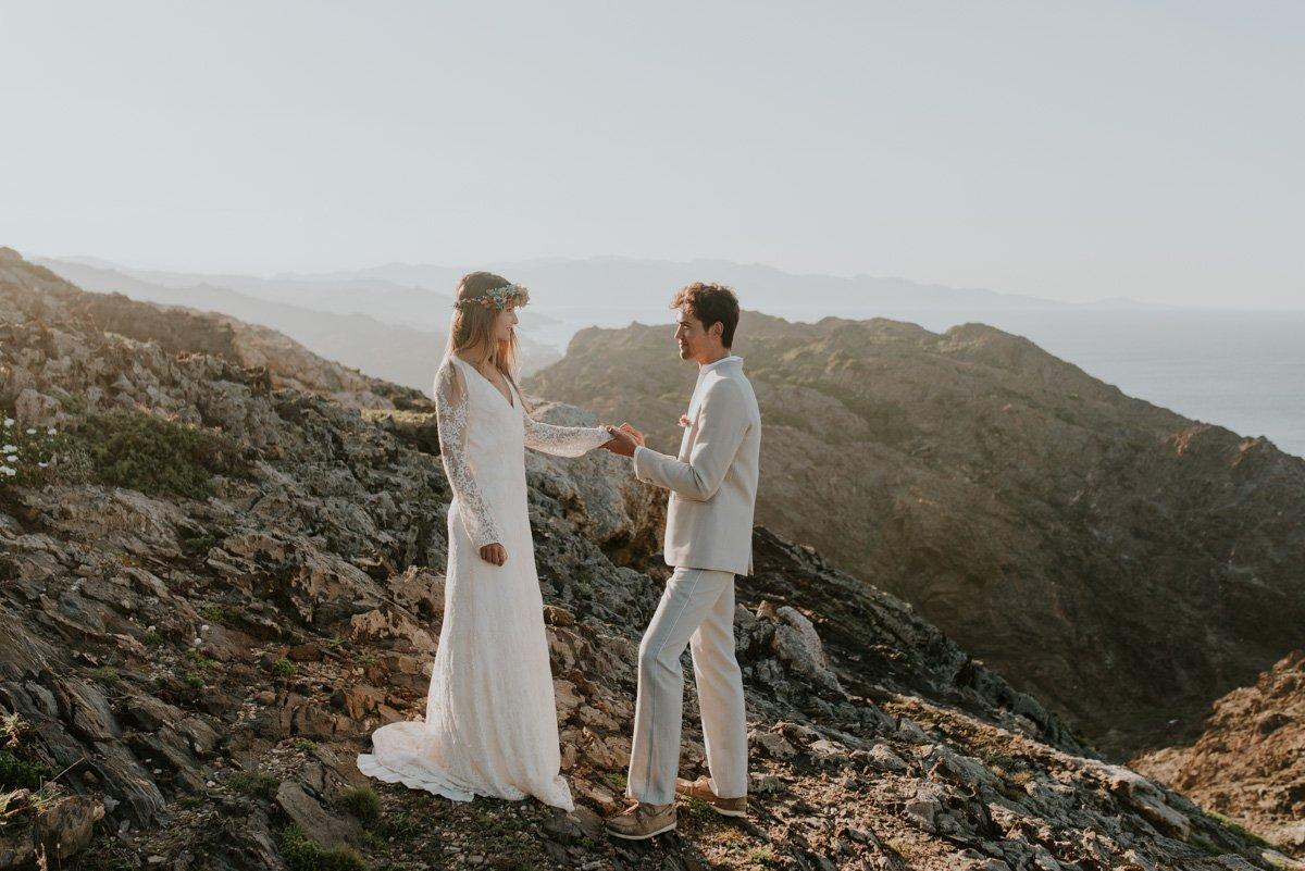 boda en Cadaqués