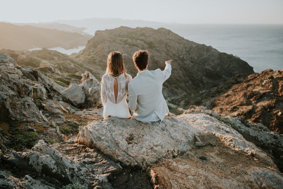 boda en El Cap de Creus