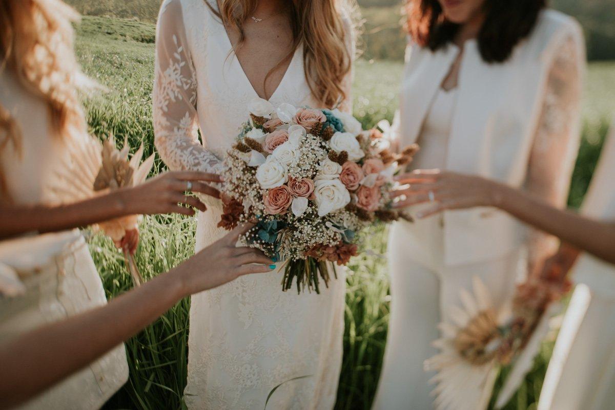 boda en Griona
