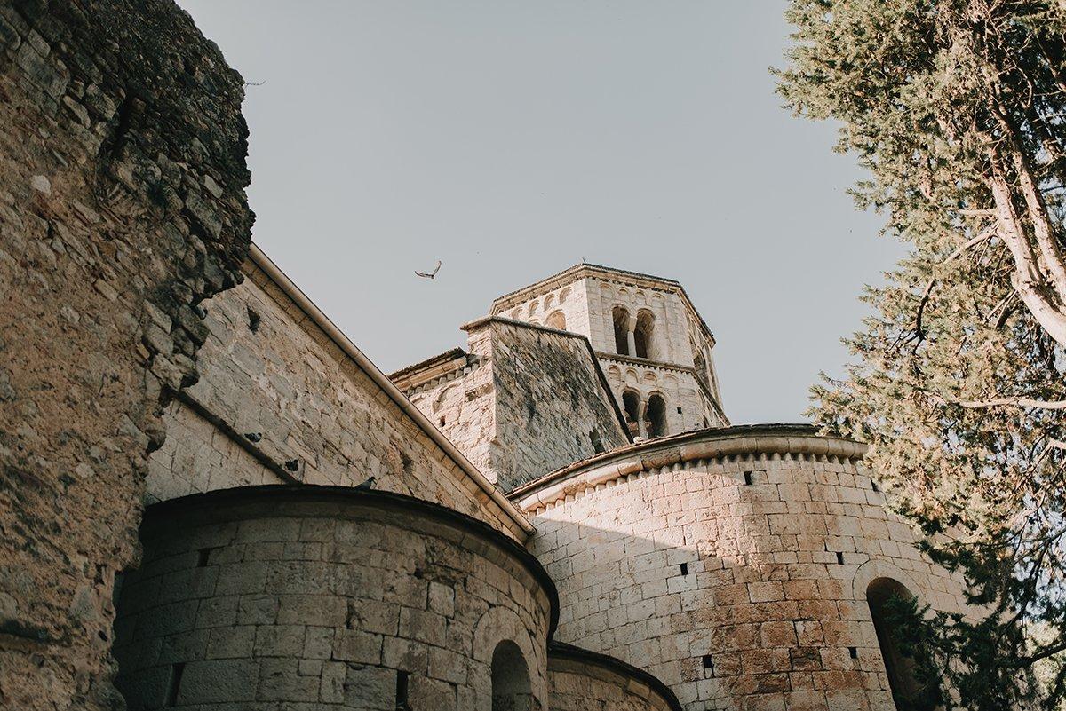 sesión preboda en Girona