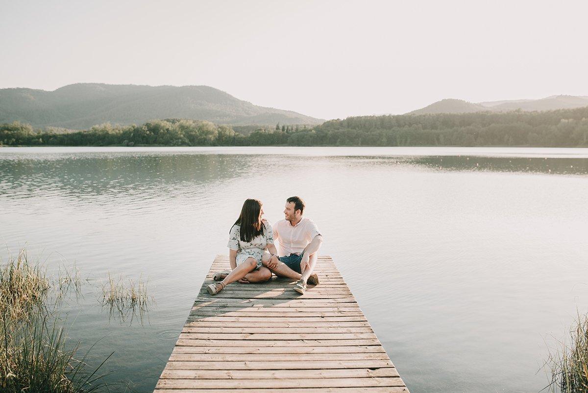 preboda estany de Banyoles