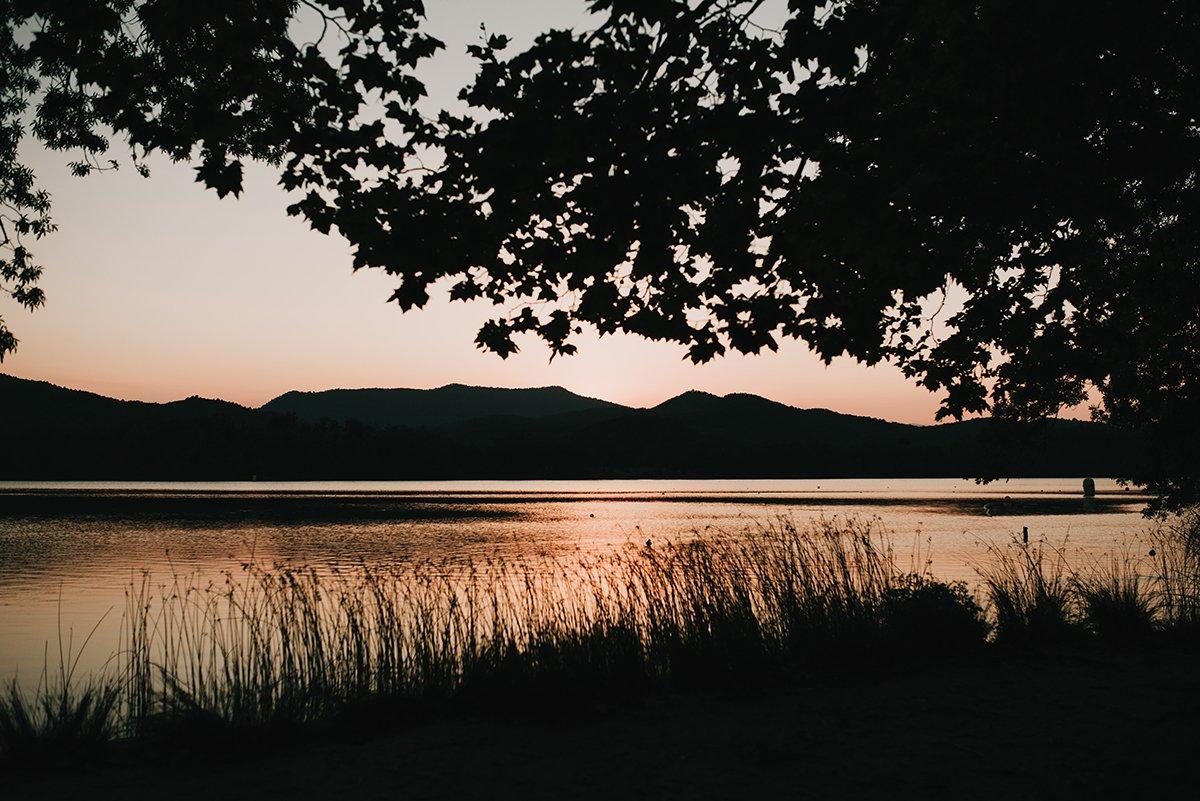sesión preboda estany de Banyoles