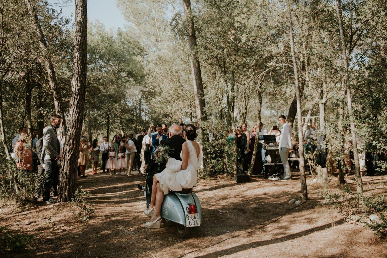 casament al Mas Terrats