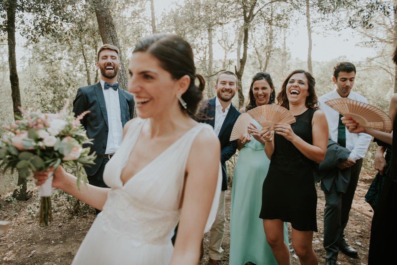 wedding in Mas Terrats