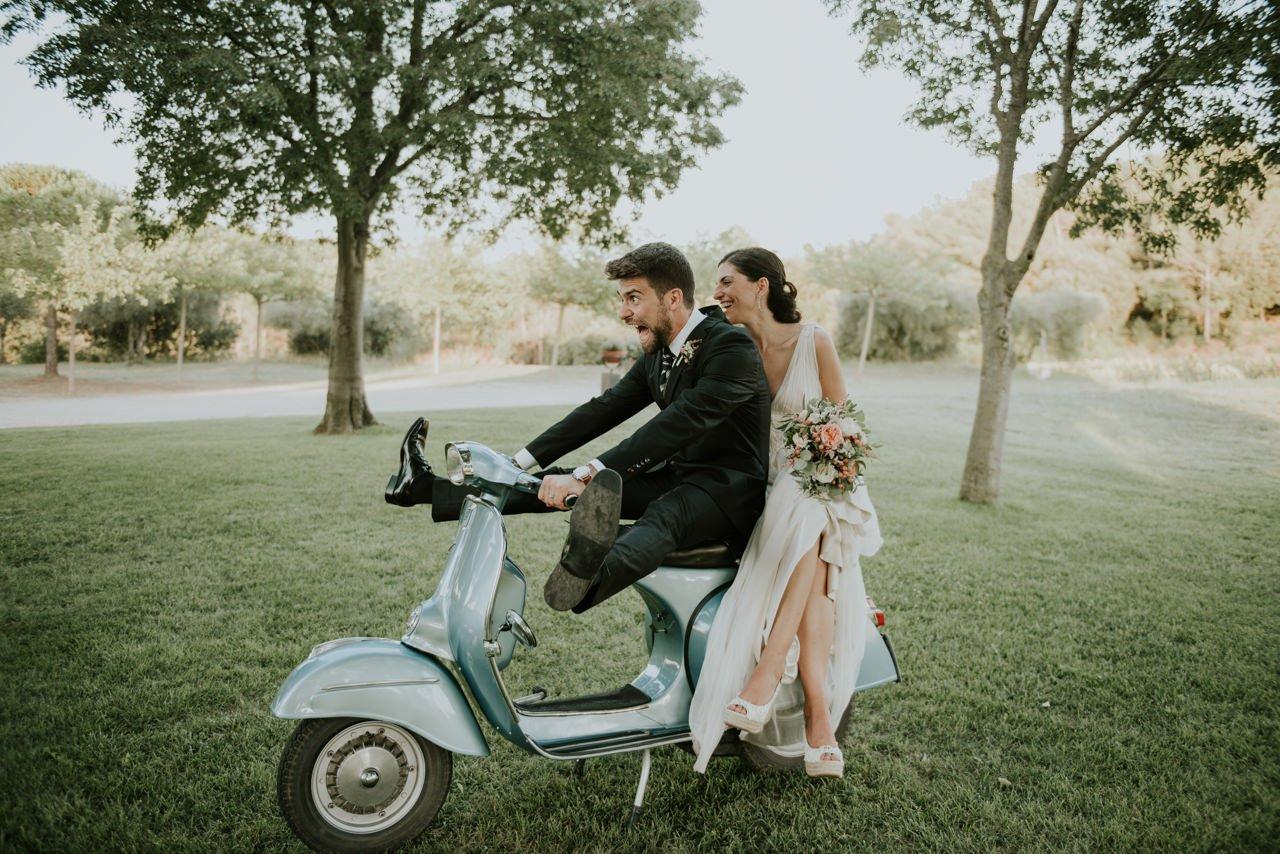 casarse en Mas Terrats