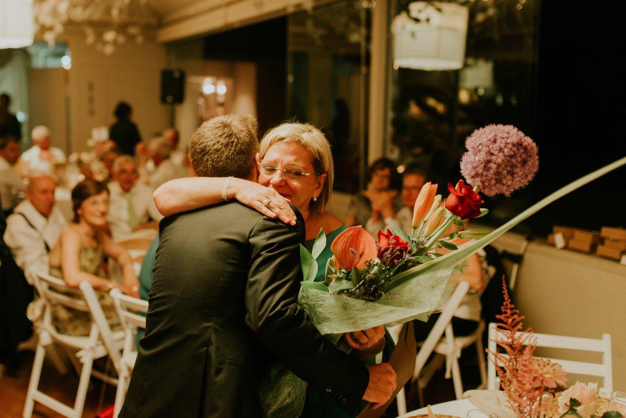 boda en Mas Terrats