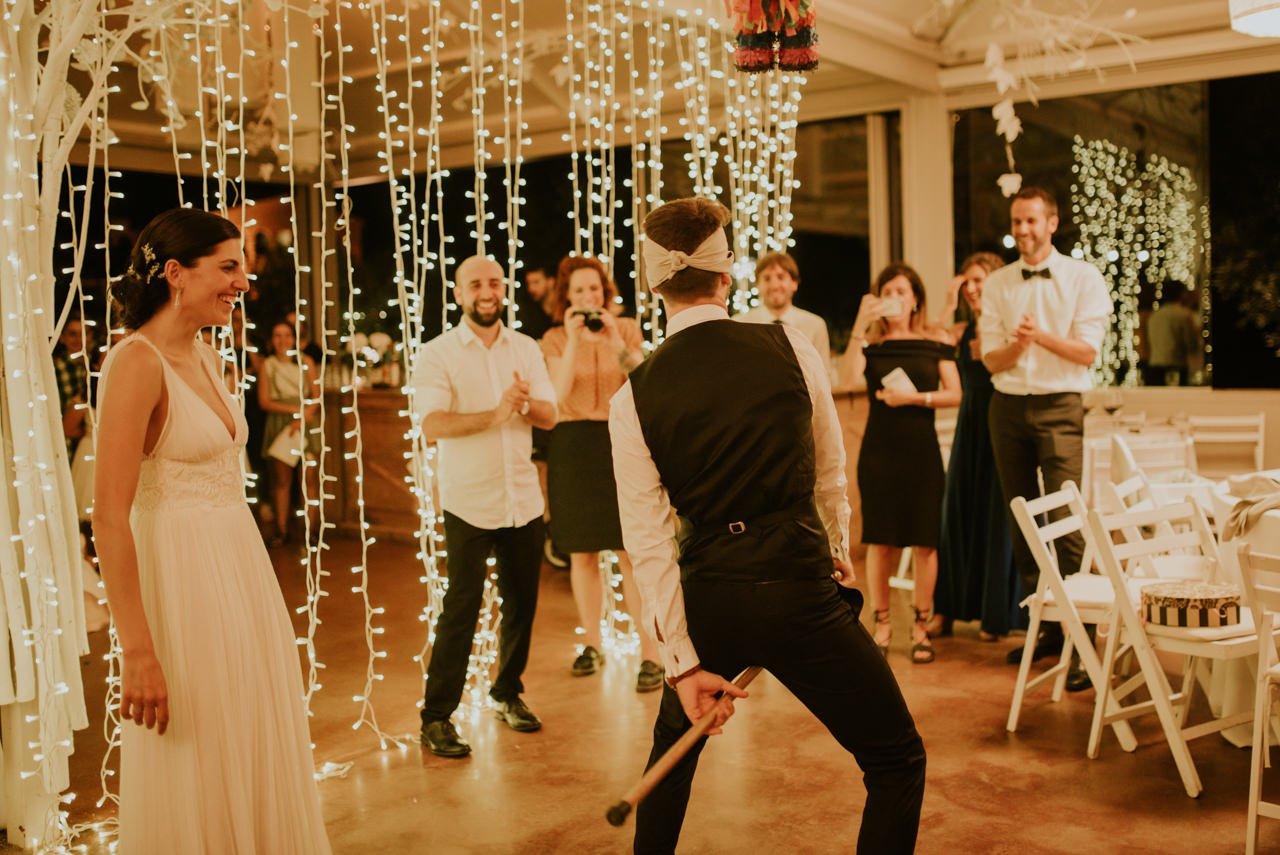 juego para bodas