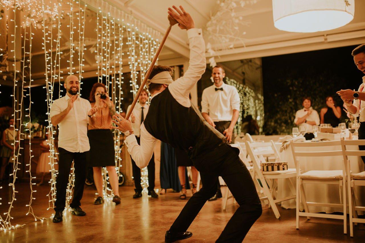 juego boda