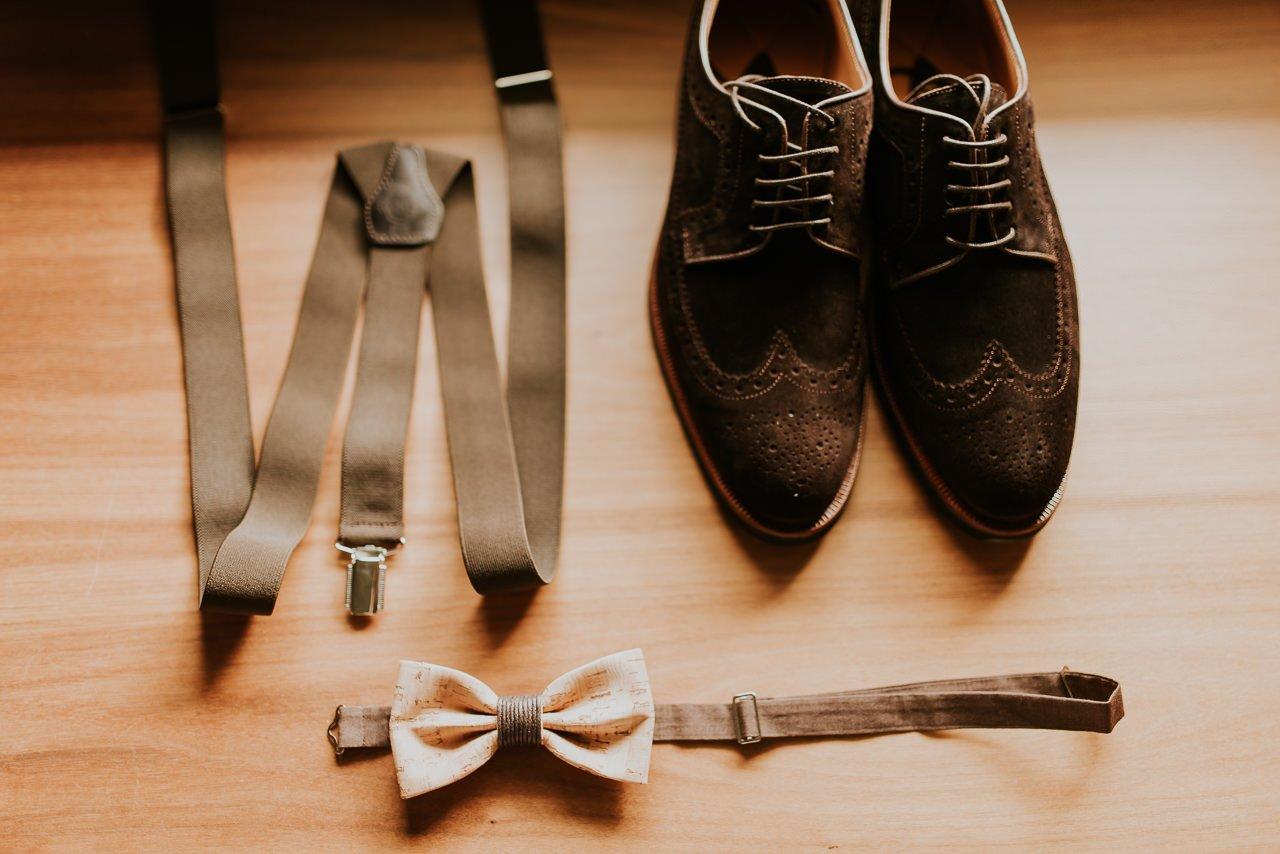 preparativos novio boda