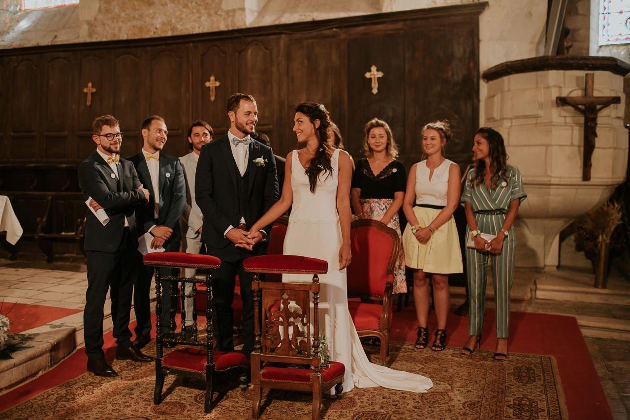 boda francesa religiosa