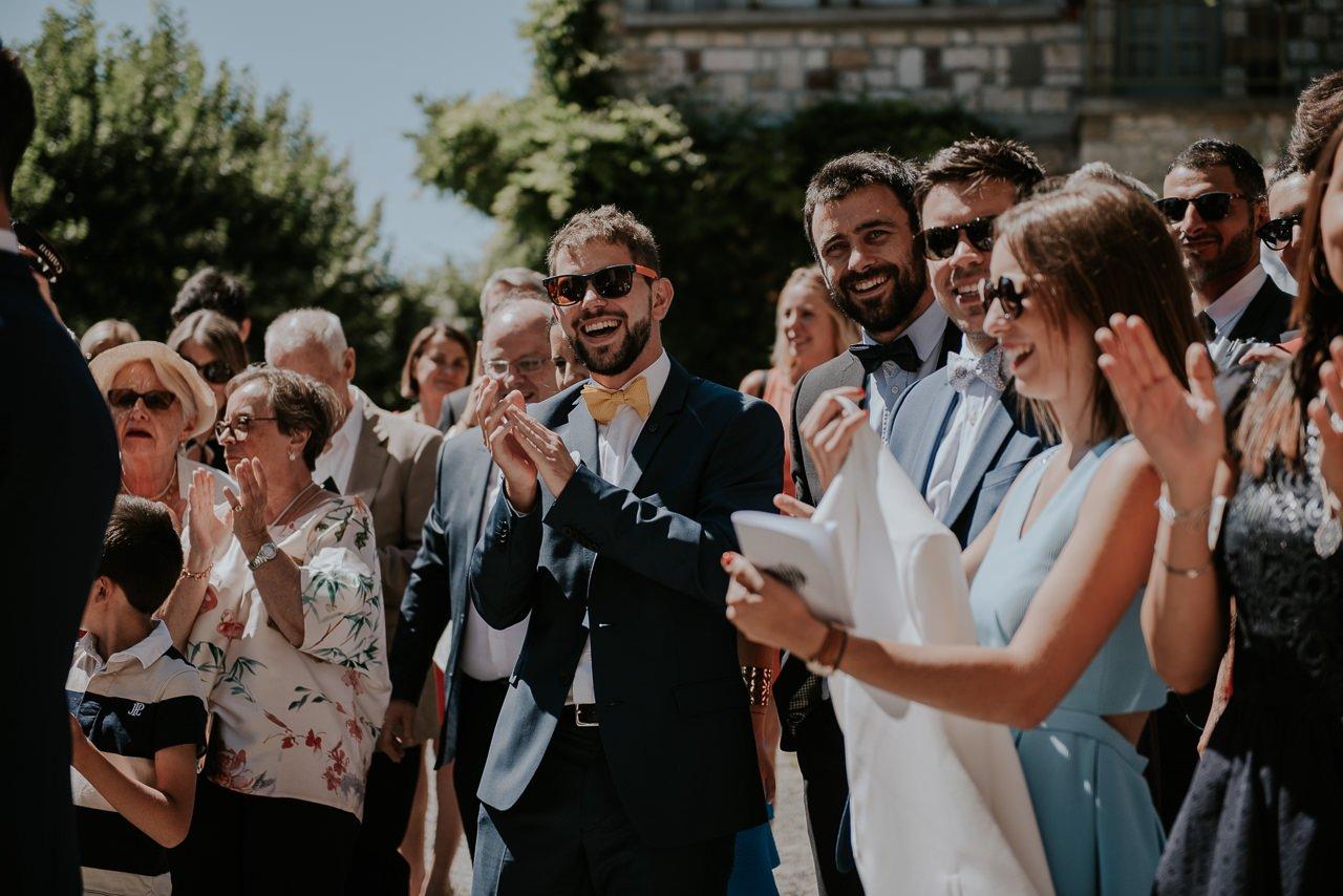 salida novios iglesia