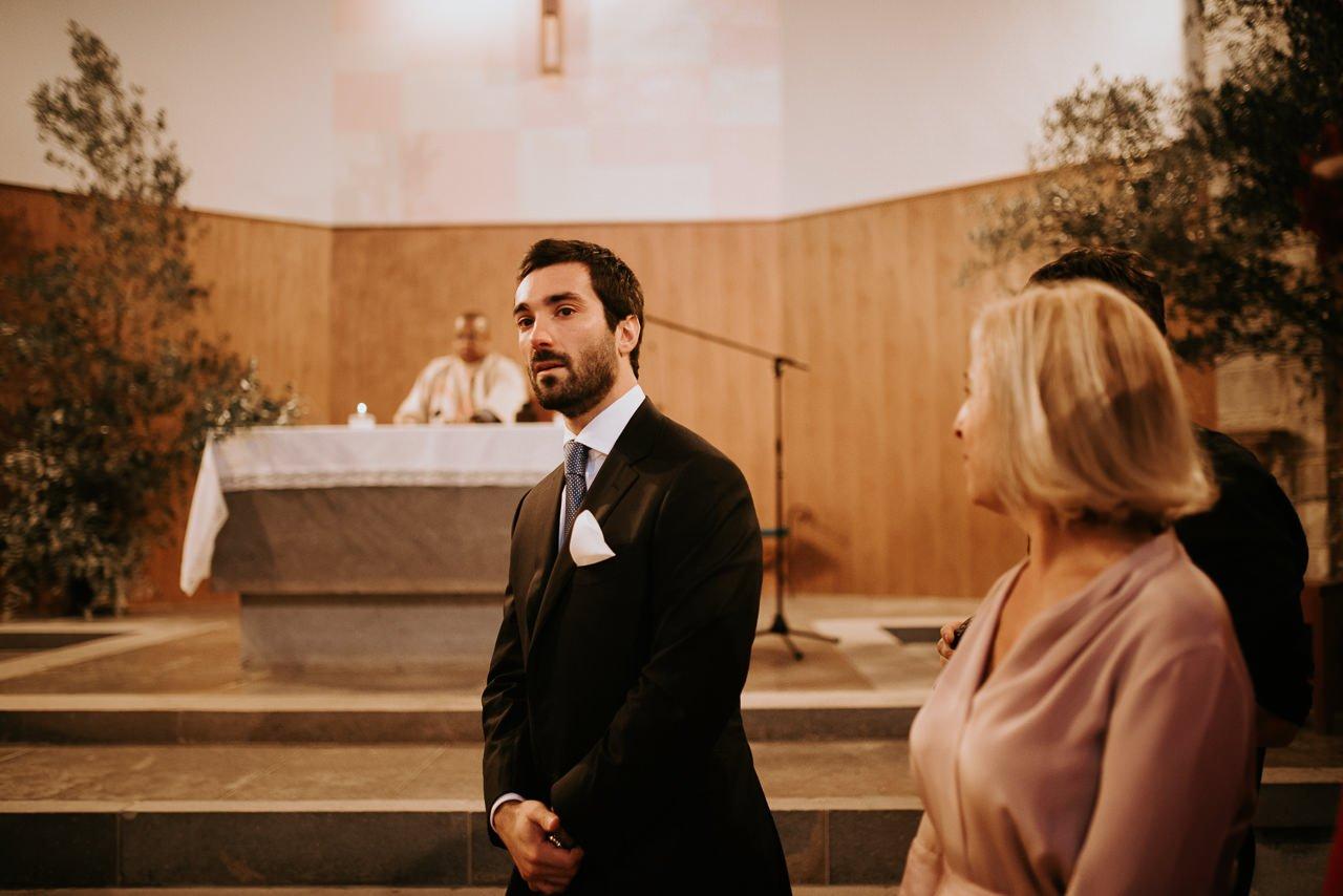 boda religiosa Corça