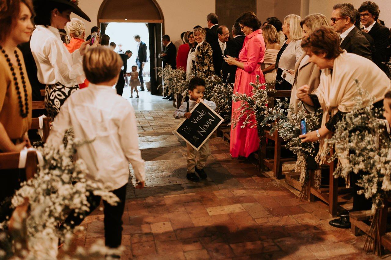 boda en Corça