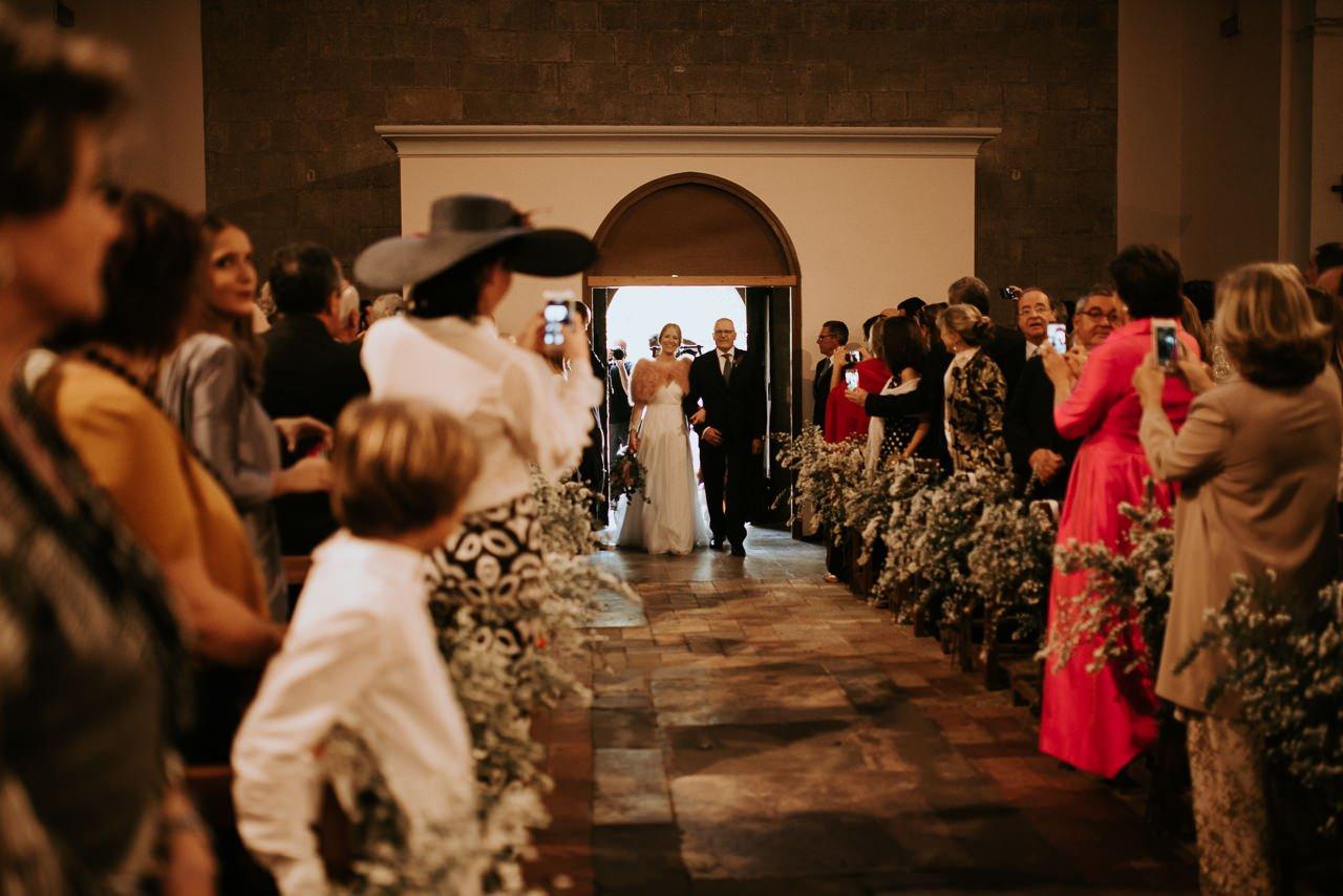 novia boda Corça Castell de Caramany
