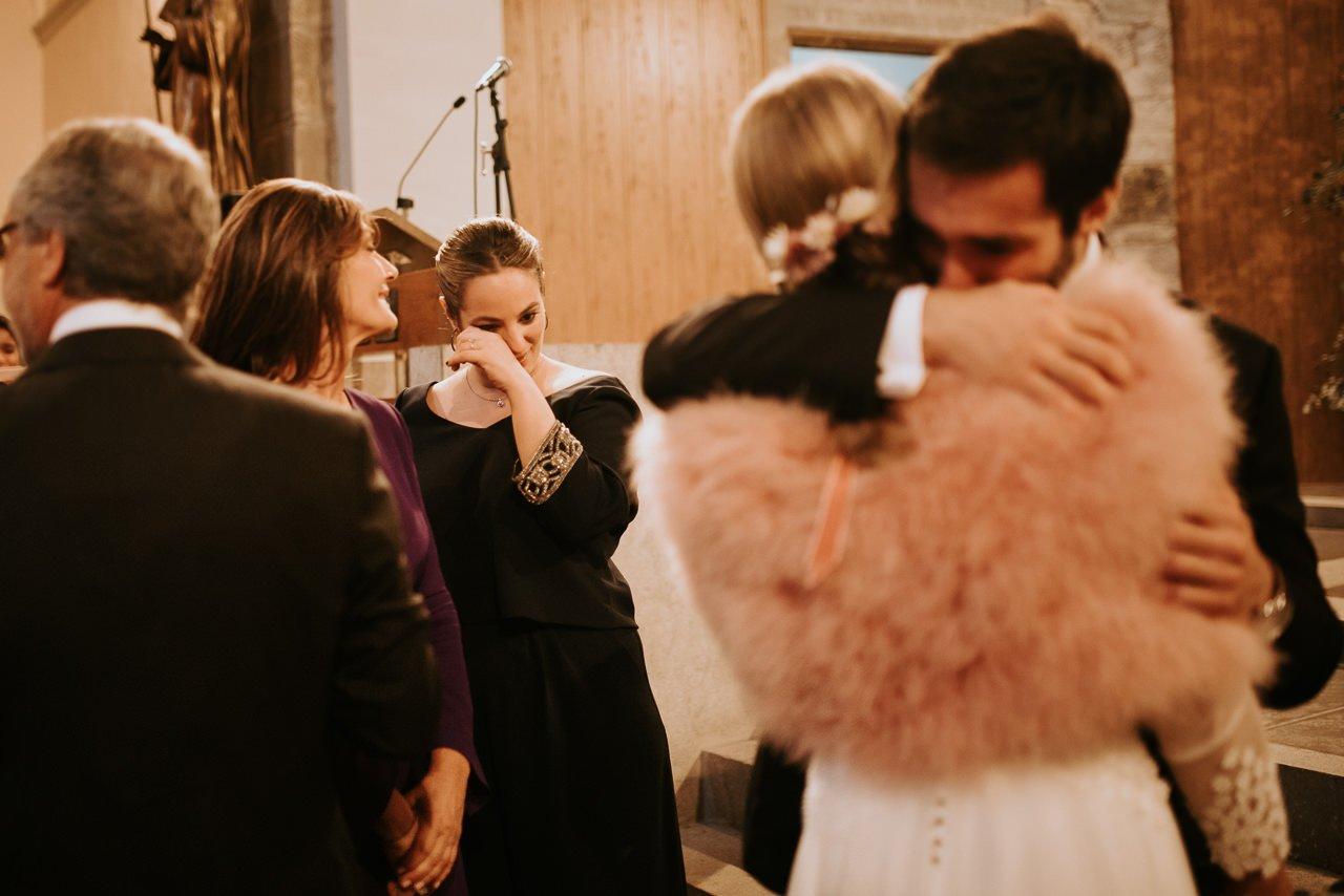 boda en Corçá
