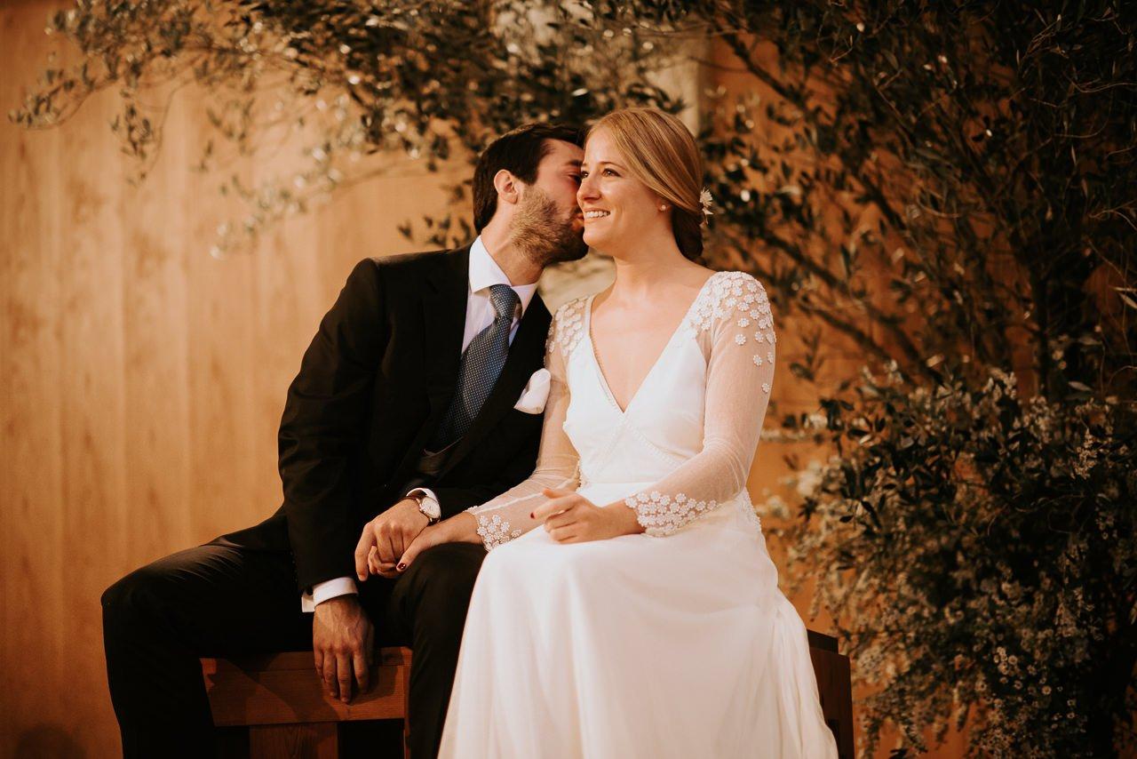 boda religiosa en Corça