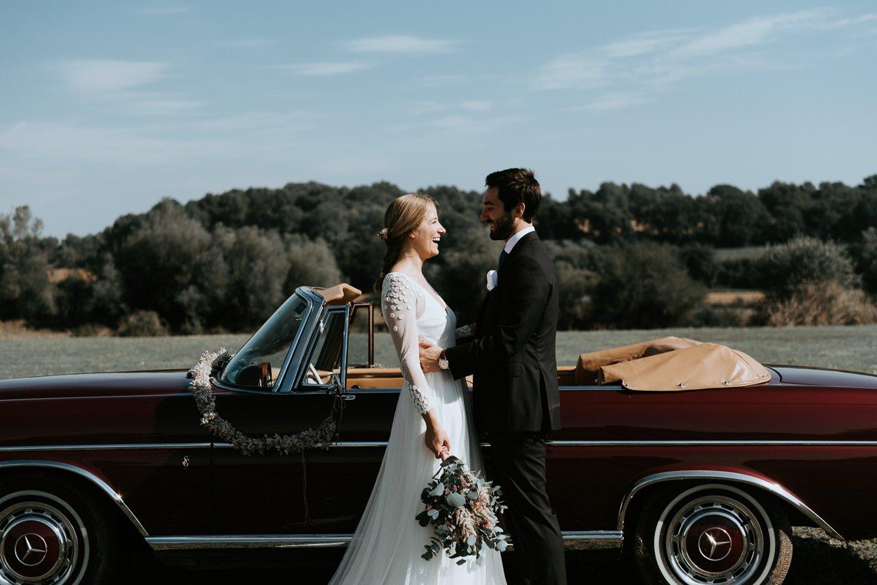 boda en Castell de Caramany