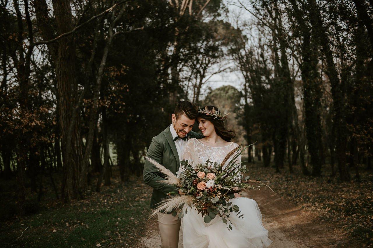 fotógrafo de bodas Girona