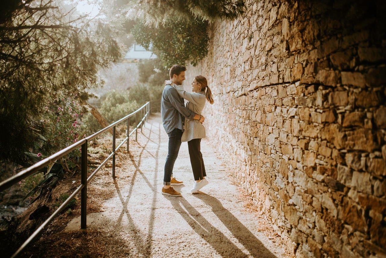 fotógrafo de boda en Begur