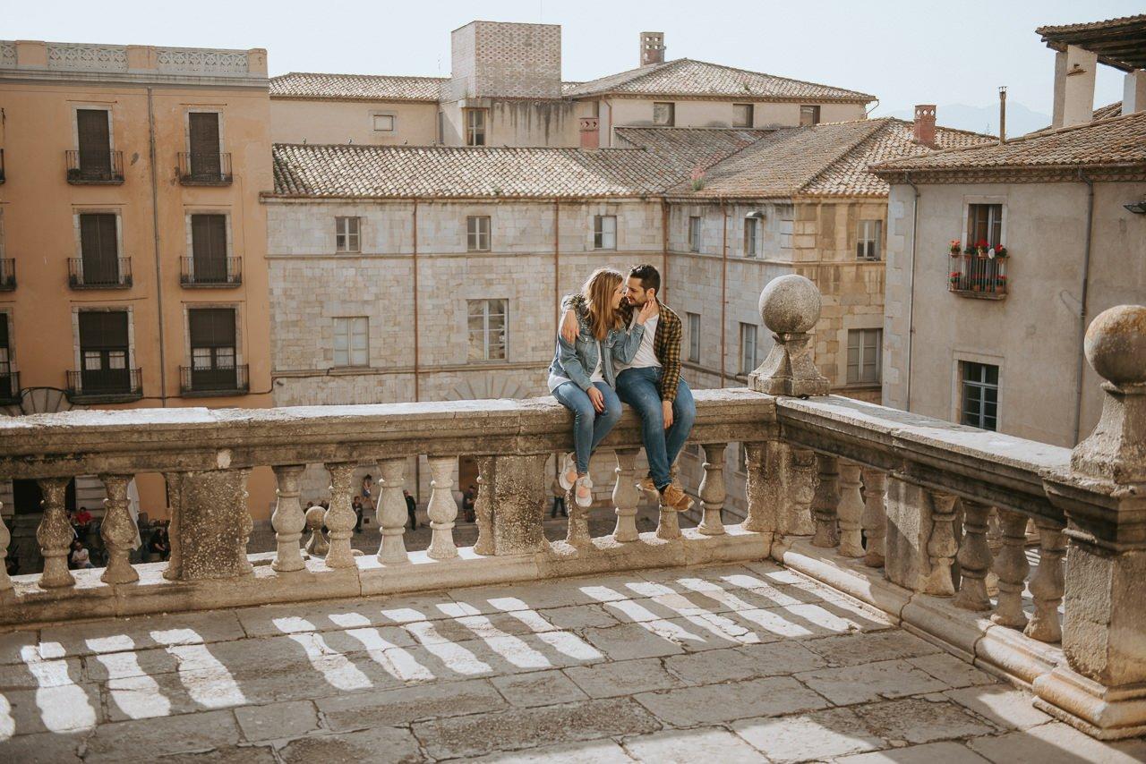 preboda en Girona fotógrafo de bodas en Girona