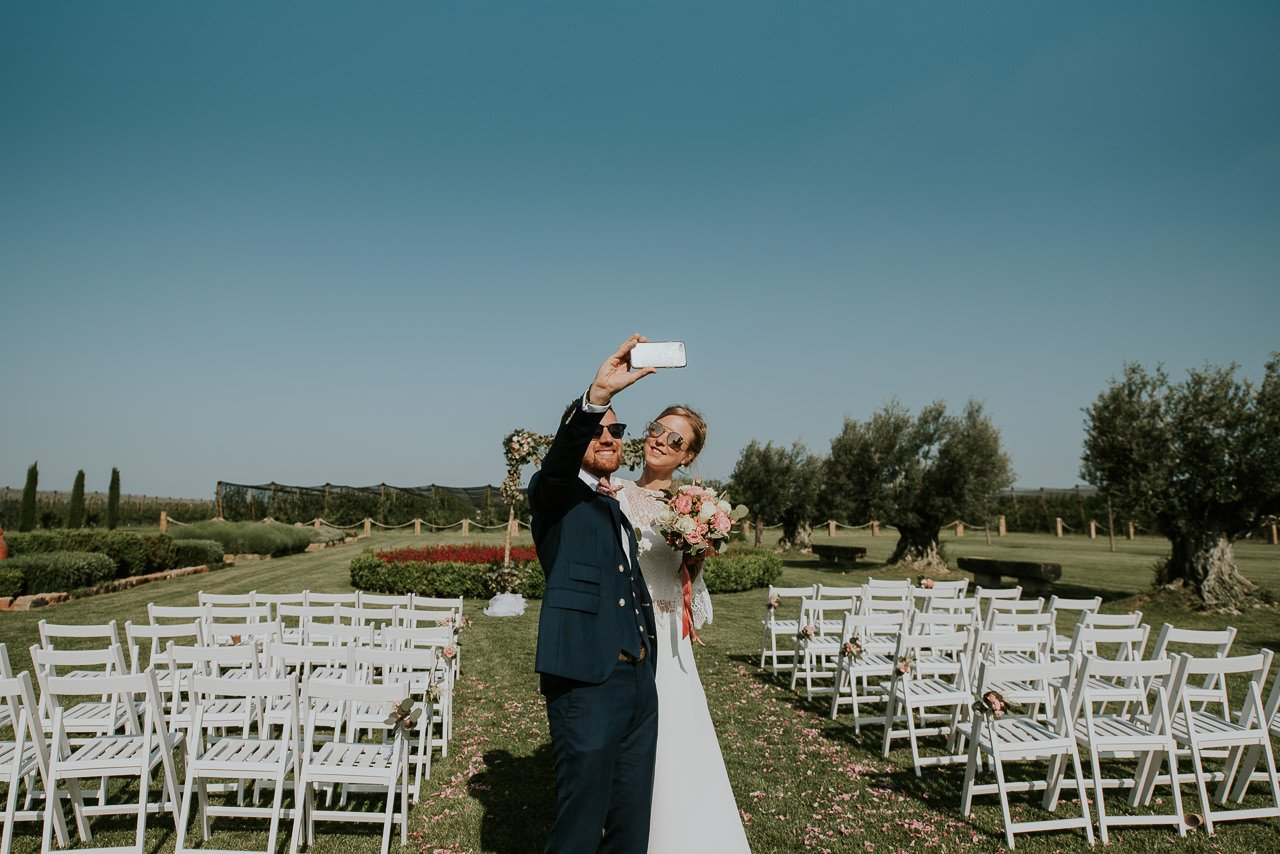 wedding in la escala