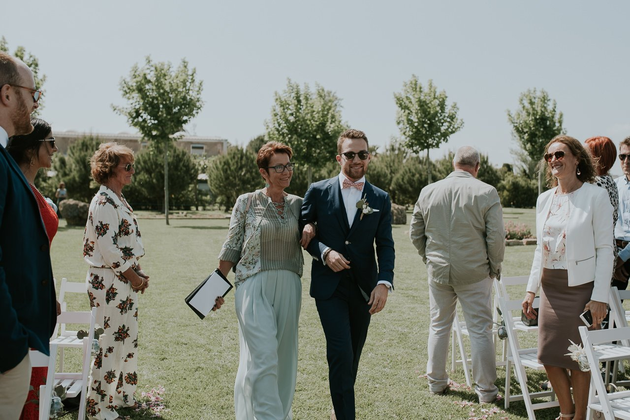 wedding in mas gusó