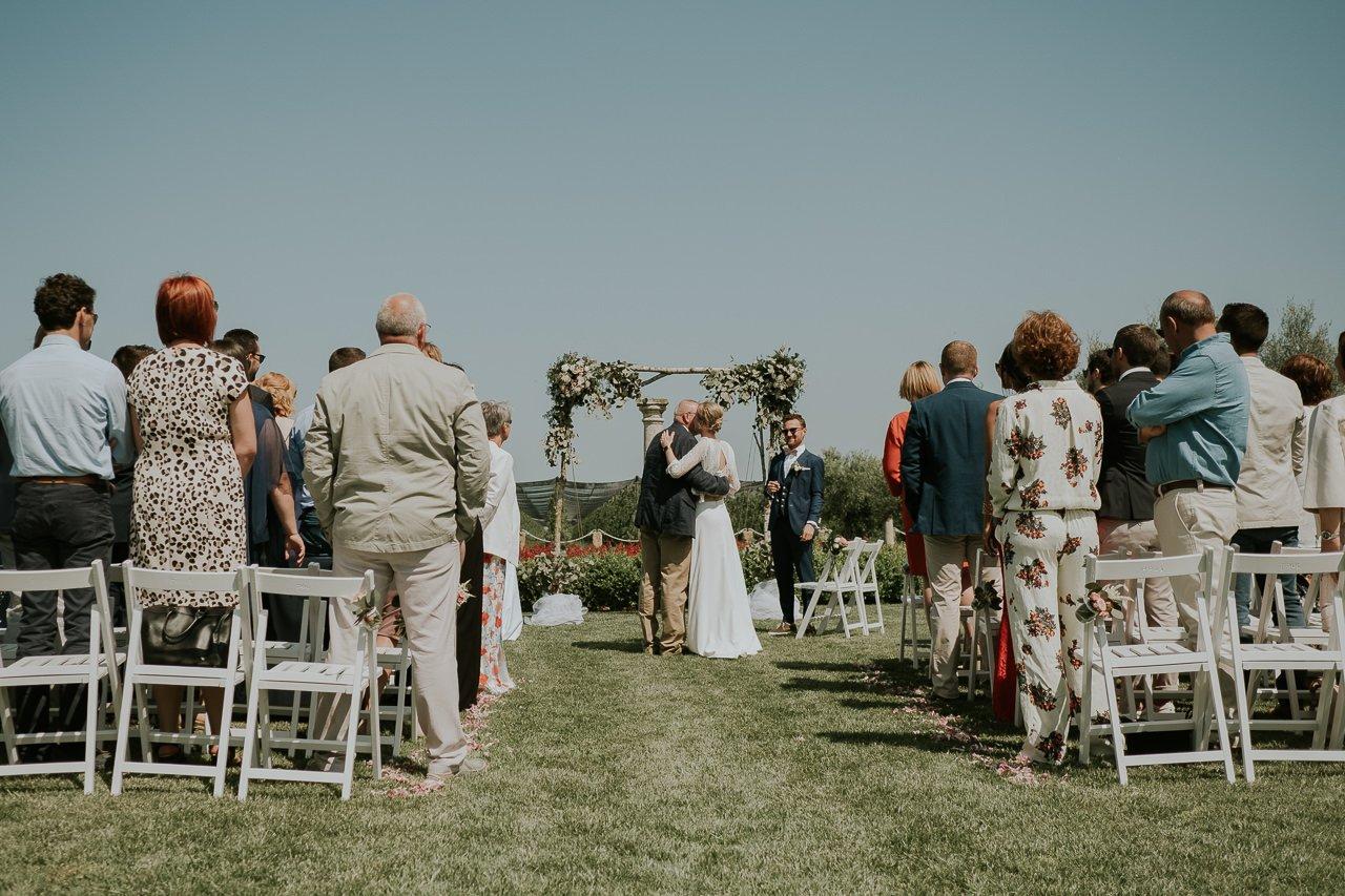 wedding in sant pere pesacador