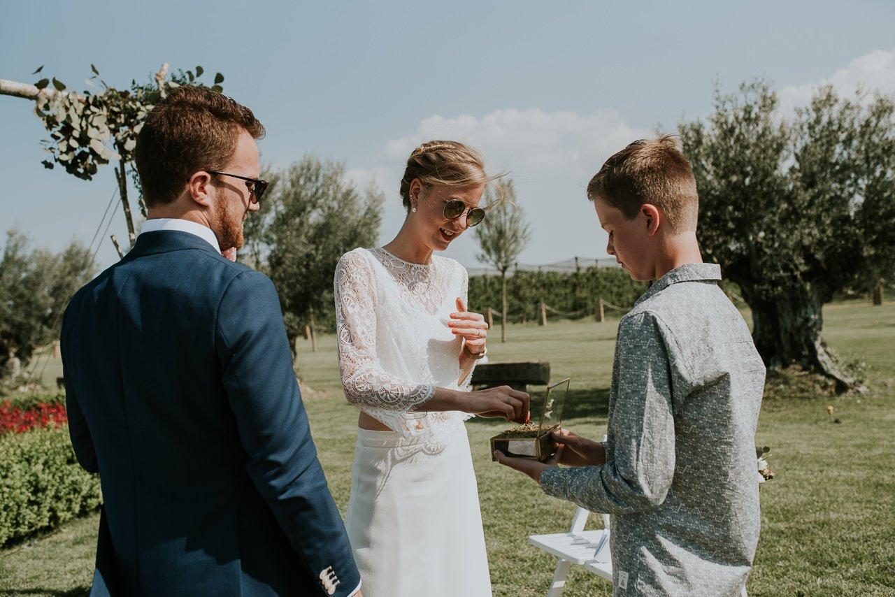 wedding photographer in Girona