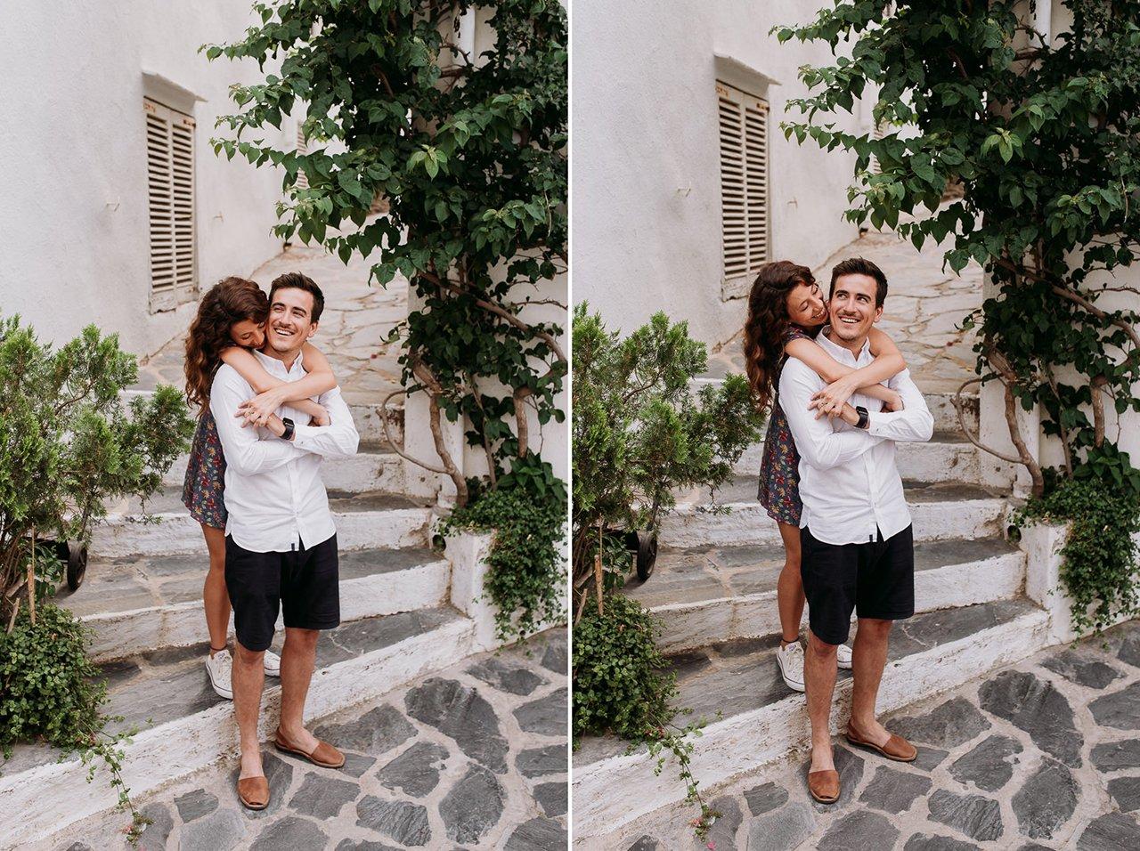 preboda en cadaques. Fotógrafo de bodas en Girona