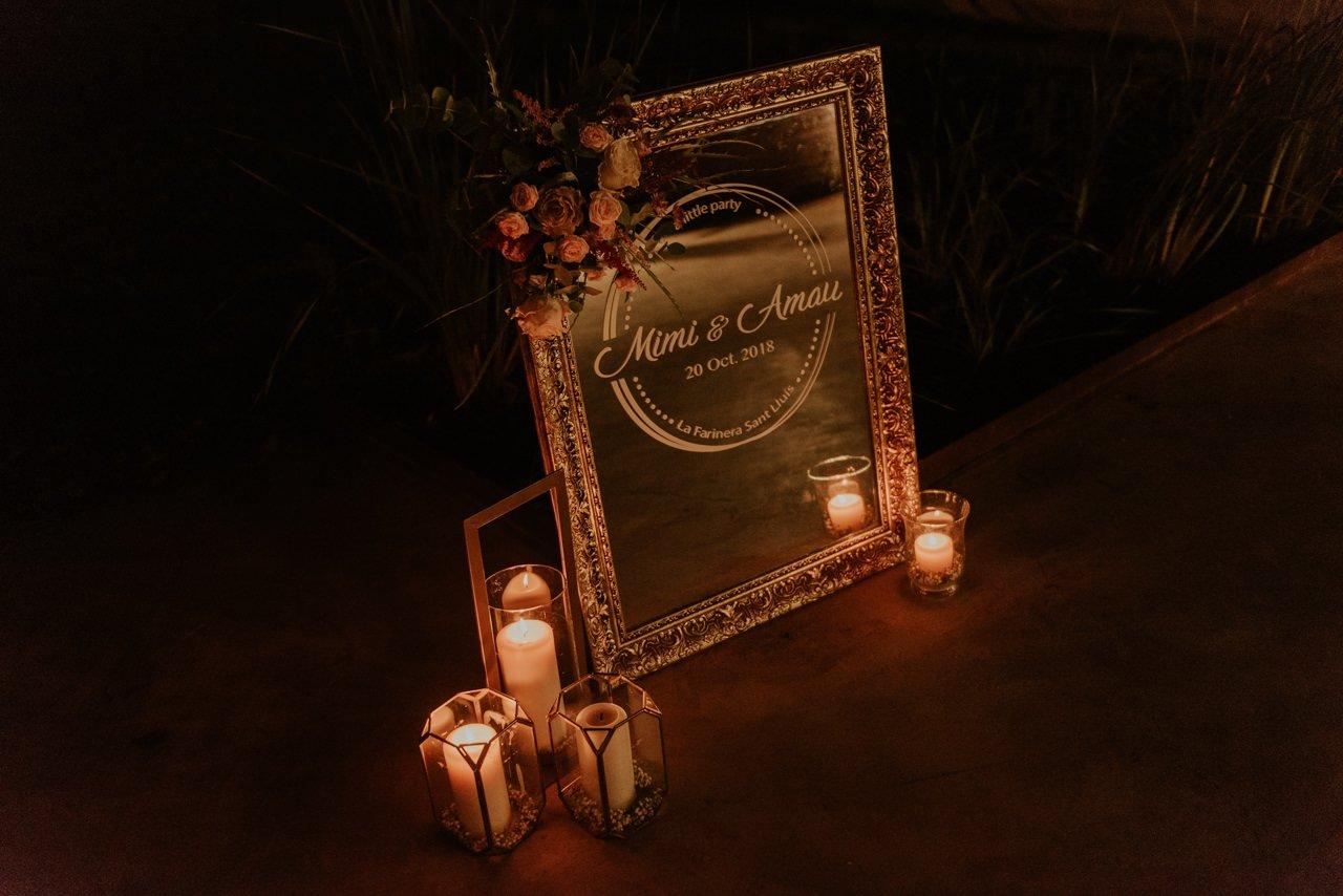 boda La Farinera de Sant Lluís