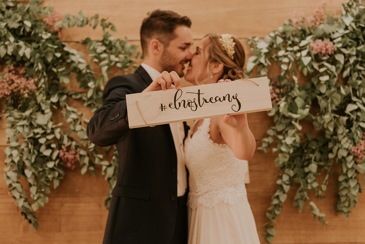 boda en Mas Noguer