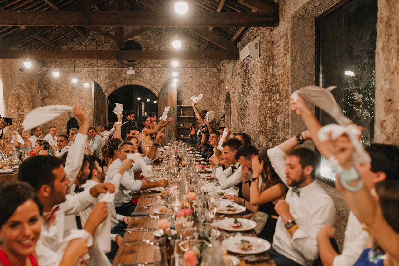 boda en Torre de Can Parellada