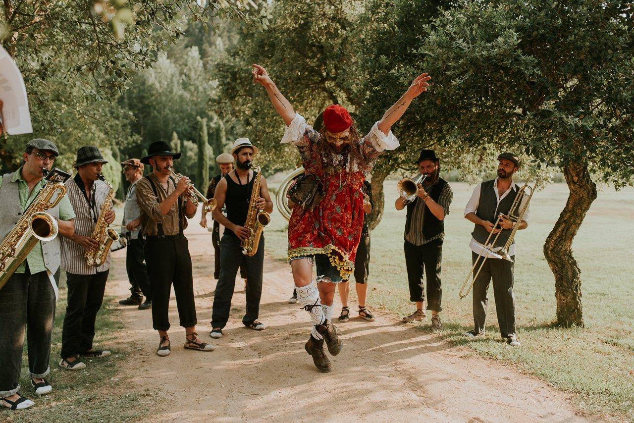 charanga boda Can Riera de la Pineda