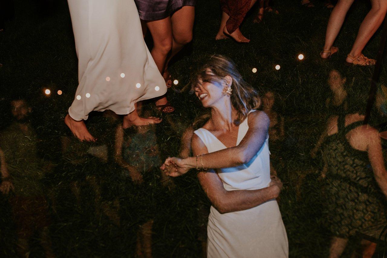 fiesta y baile de boda