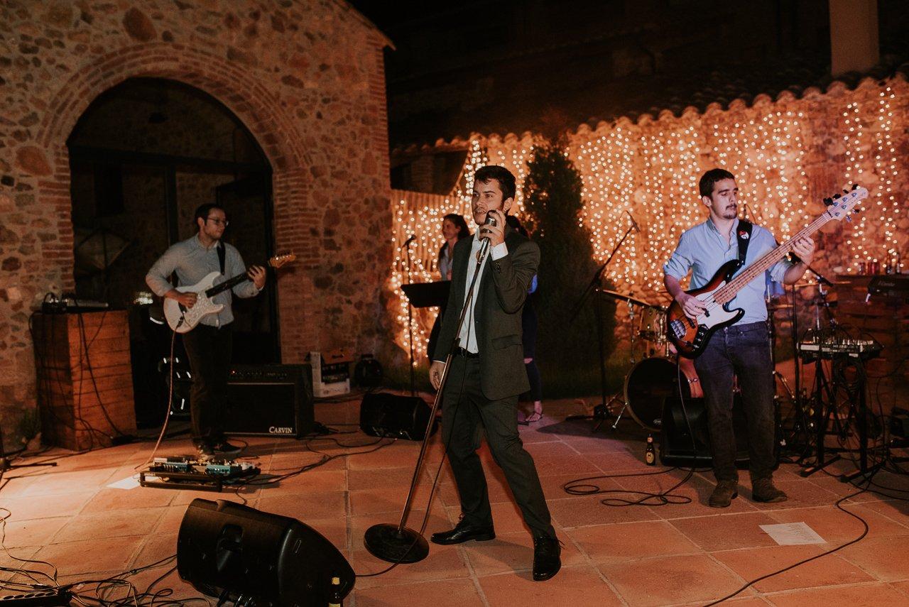 música en directo en Can Riera de la Pineda