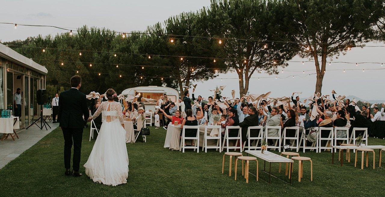 boda en Can Mas Ferrer