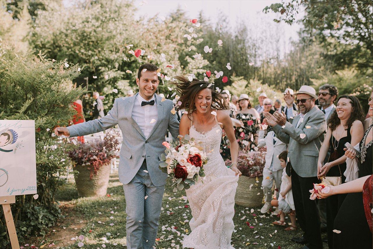 boda en Jardins de l'Empordà